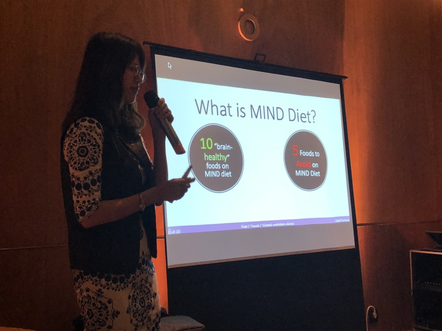 MIND diet-CAT&UCL annual party 2019