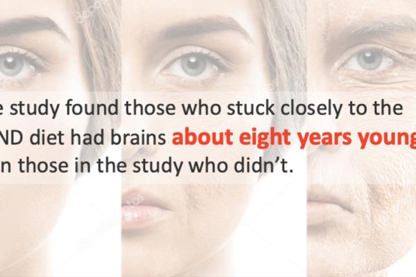 MIND diet-brief intro 大腦年輕八歲的麥得飲食
