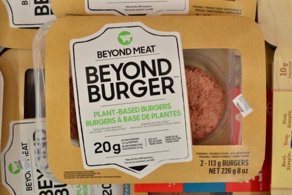 比爾蓋茲愛吃素食漢堡包 植物肉風潮 營養師說給你聽